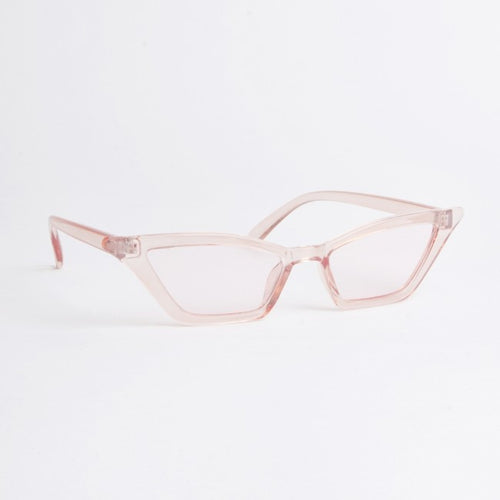 Nevada Pink Cat Eye Sunglasses