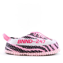 Load image into Gallery viewer, YZ Boost 350 V2 Zebra Pink Trainer Slippers