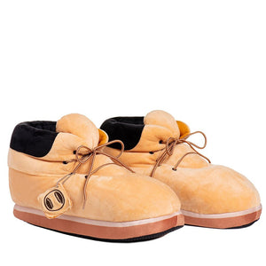 Wheat Classic Tim Boot Plush Slippers
