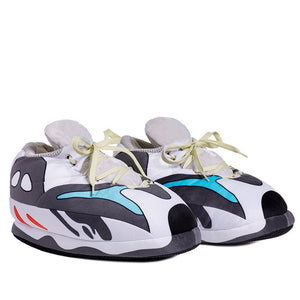 YZ 700 Boost Retro Unisex Trainer Slippers