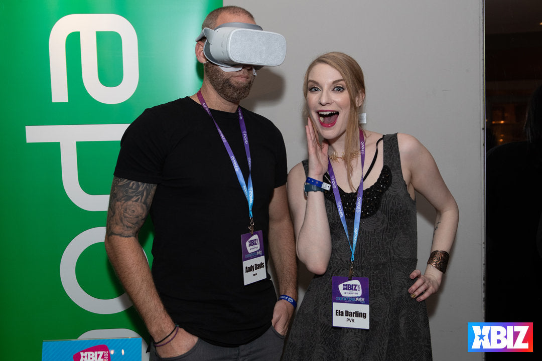 PVR attends XBiz and AVN show 2019