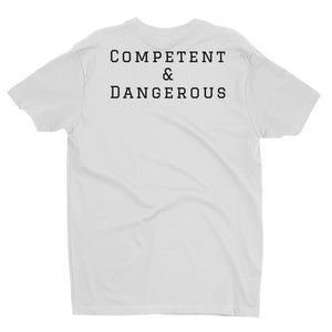 "ATP ""Competent & Dangerous"" Men's T-shirt w/ Full Color Logo"