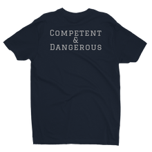 "Load image into Gallery viewer, ATP ""Competent & Dangerous"" Men's T-shirt"