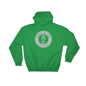 ATP Subdued Logo Hooded Sweatshirt