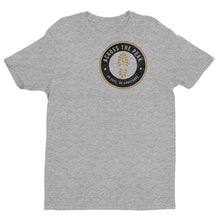 "Load image into Gallery viewer, ATP ""Live Vicariously"" Men's T-shirt with Full Color Logo"
