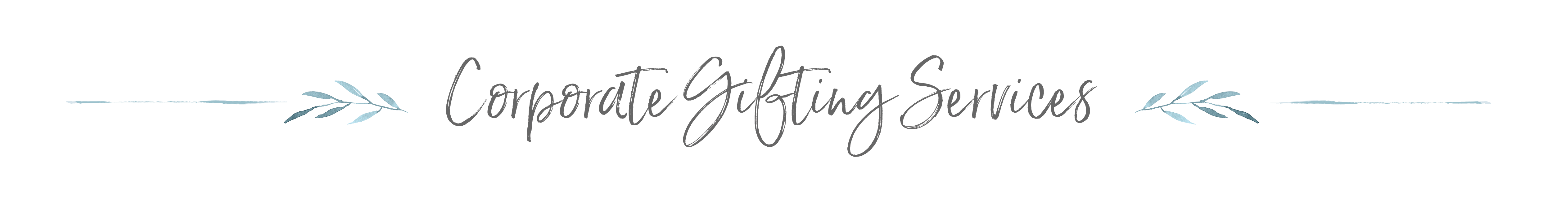 Corporate Gifting Services