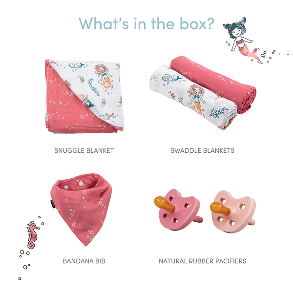 Magical Mermaids Baby Box - Favorites