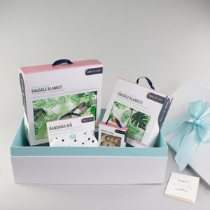 Totally Tropical Baby Box - Favorites