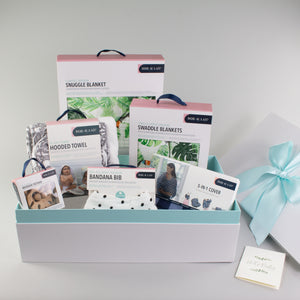 Totally Tropical Baby Box - Wishes