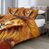 Indian Lion Bedding Set