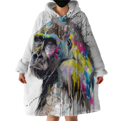 I See The Future By Pixie Cold Art Sherpa Hoodie