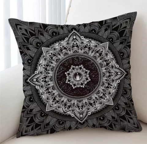Mandala By Brizbazaar Cushion Cover