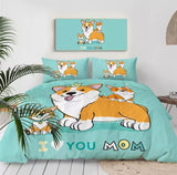 I ♥️ You MOM Bedding Set