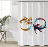 Eternal Bond By JoJoesArt Shower Curtain
