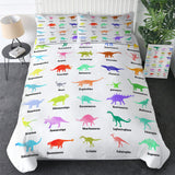 Dinosaur Breeding Bedding Set