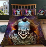 Galaxy Clown IT Bedding Set