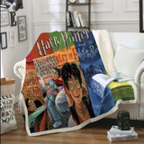 Harry Potter Collage Throw Rug
