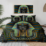 King By Brizbazaar Bedding Set