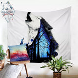 Missing You by Scandy Girl Wall Tapestry