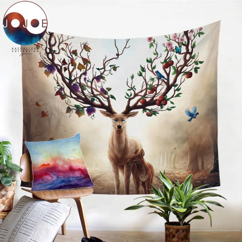 Seasons Change by JoJoesArt Wall Tapestry