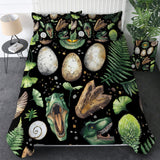 All Things Dinosaurs Bedding Set