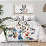 Five Tier Dreamcatcher Bedding Set