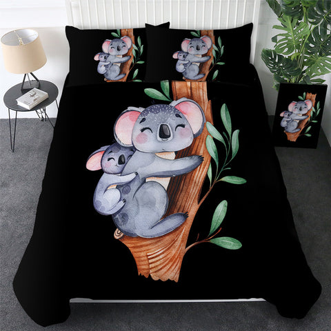 Australian Koala Bear Bedding Set
