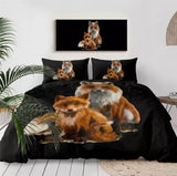 Fox & Cub Bedding Set