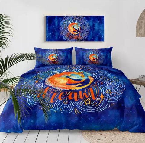 Dream Dragon Bedding Set