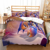 Tamatoa the shiny Crab Bedding Set