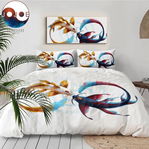 Eternal Bond By JoJoesArt Bedding Set