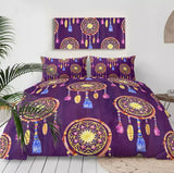 Mini Dreamcatchers (Purple) Bedding Set