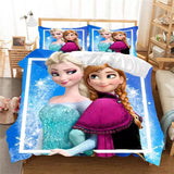 Frozen Sister Bond Bedding Set