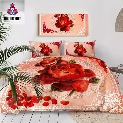 Rose By Ismot Esha Bedding Set