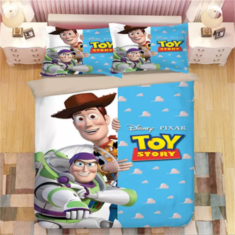 Buzz & Woody Bedding Set