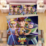 Bo Peep, Woody & Buzz Bedding Set