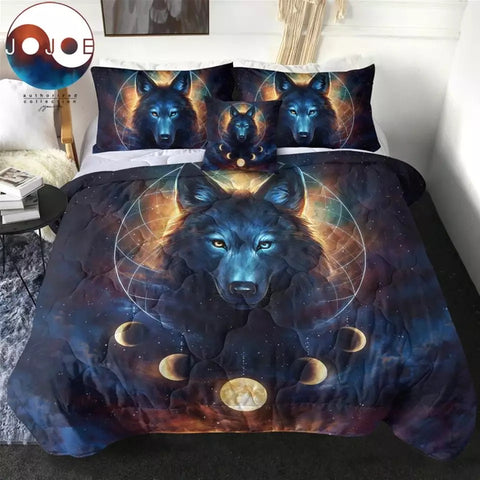 Dream Catcher By JoJoesArt Comforter Set