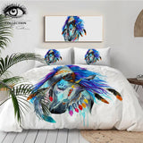 Pferd By Pixie Cold Art Bedding Set
