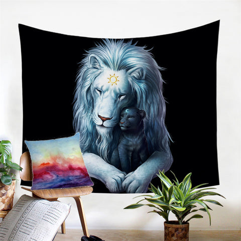 Soul Keeper by JoJoesArt Wall Tapestry