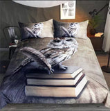 Wise Owl Bedding Set
