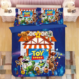 The Toy Story Box Bedding Set