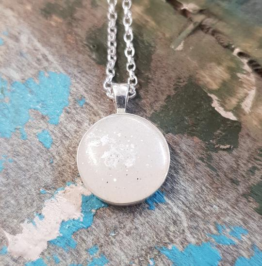 Breast Milk Memory Necklace