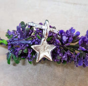 Shooting Star Dangle Ring