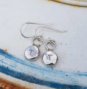 Small Pebble Earrings *can be personalised