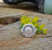 The Big Sunflower Ring