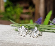 Forget me Knot Stud Earrings