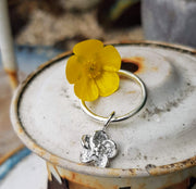Buttercup Dangle Ring