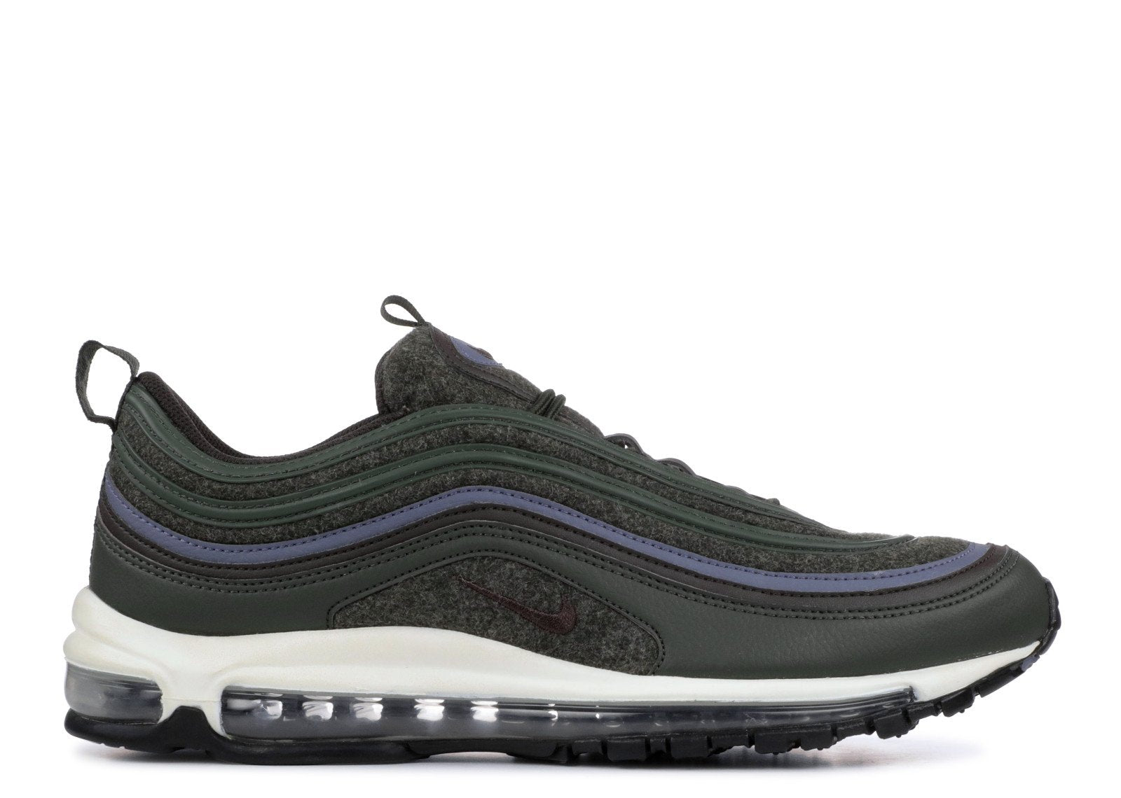 NIKE AIR MAX 97 WOOL SEQUOIA </p>                     </div>                     <!--bof Product URL -->                                         <!--eof Product URL -->                     <!--bof Quantity Discounts table -->                                         <!--eof Quantity Discounts table -->                 </div>                             </div>         </div>     </div>              </form>  <div style=