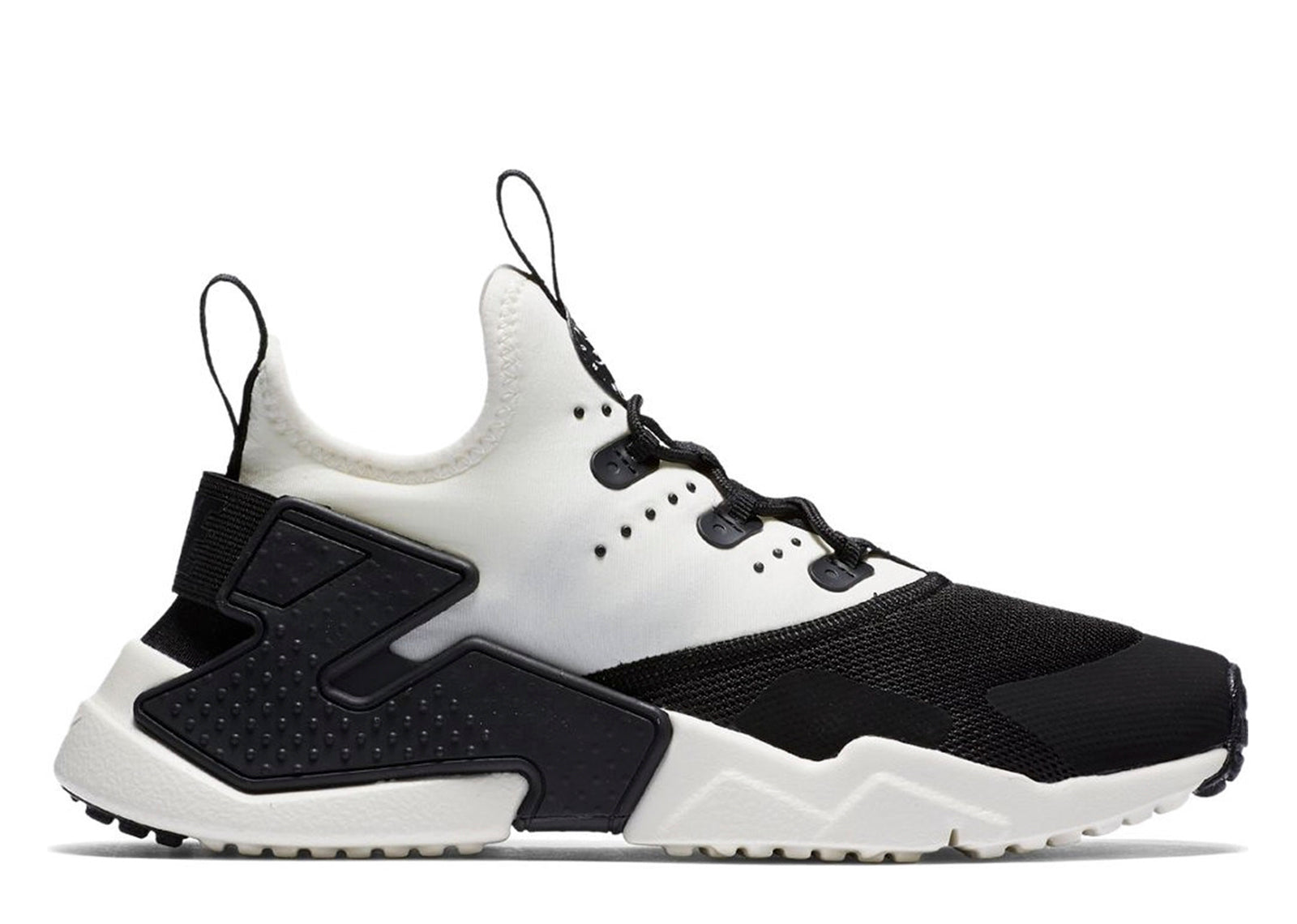 the latest 2e149 e39c6 NIKE AIR HUARACHE DRIFT BLACK WHITE