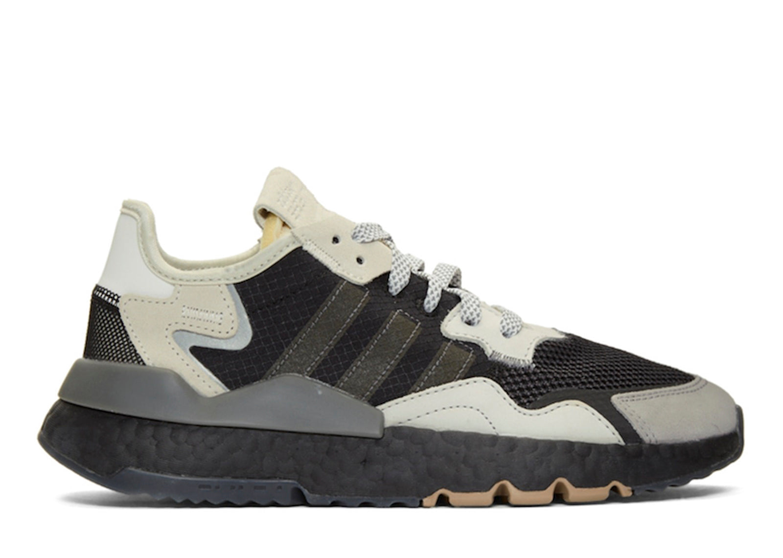 great fit d88ce 91aaf ADIDAS NITE JOGGER CORE BLACK CARBON